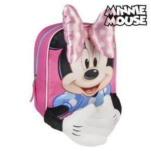 Mochila Infantil Minnie Mouse 4645 | Produto Licenciado!