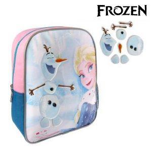 Mochila Infantil para Desenhar Frozen 2046 | Produto Licenciado!