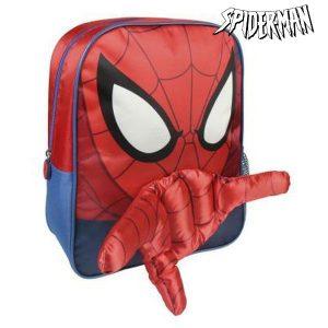 Mochila Infantil Spiderman 4690 Vermelho | Produto Licenciado!