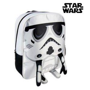 Mochila Infantil Star Wars 4720 | Produto Licenciado!