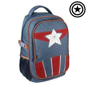 Mochila The Avengers 9366 | Produto Licenciado!