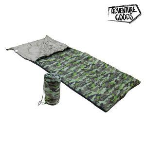 Saco-cama Adventure Goods 36088 | 190 x 75 cm | Verde
