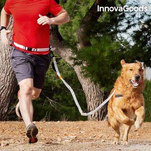 correa para perros manos libres InnovaGoods Home Pet