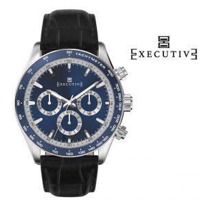 Relógio Executive® Tweed EX-1018-04