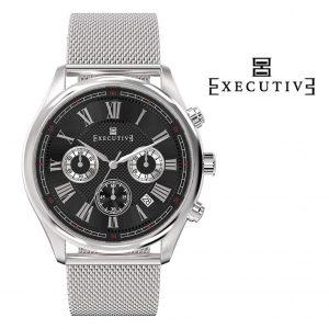 Relógio Executive® Blazer Mesh EX-1005-21