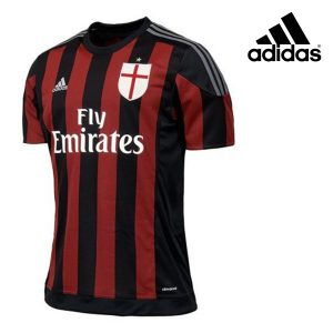 Adidas® Camisola Oficial AC Milan Junior | Tecnologia Climacool®