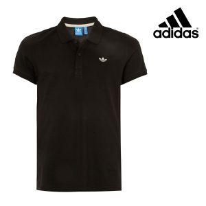 Adidas® Polo Originals Pique Black