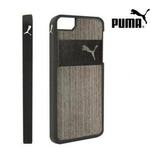 Puma® Capa Preta e Cinzenta Para Iphone 5 | 5S e Novo SE