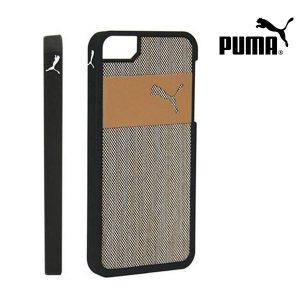 Puma® Capa Castanha Para Iphone 5 | 5S e Novo SE