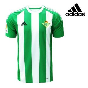 Adidas® Camisola Real Betis Oficial | Tecnologia Climacool®