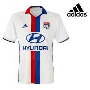 Adidas® Camisola Olympique Lyon Oficial White | Tecnologia Climacool®