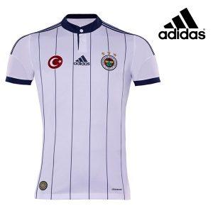 Adidas® Camisola Fenerbahce Oficial White | Tecnologia Climacool®
