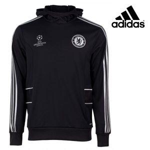 Adidas® Camisola Chelsea Champions League Oficial | Tecnologia Climawarm®