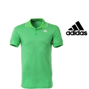 Adidas® Polo Essentials Short Sleeve Green | Tecnologia Climalite®