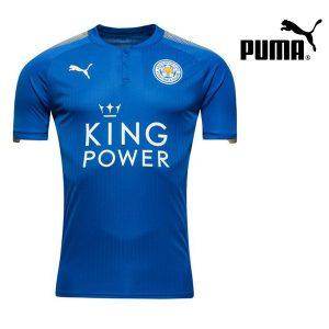 Puma® Camisola Oficial Leicester Azul