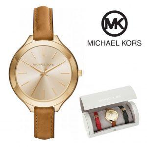 Conjunto Relógio Michael Kors® MK2606