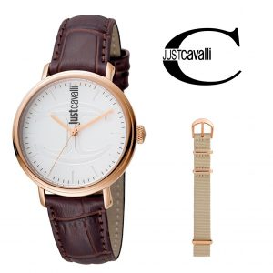 Relógio Just Cavalli® JC1L012L0045 | Com Bracelete Extra!