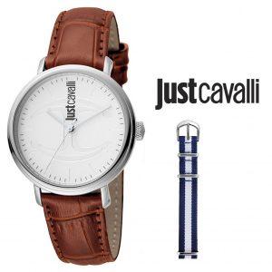 Relógio Just Cavalli® JC1L012L0015 | Com Bracelete Extra!