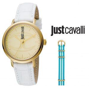 Relógio Just Cavalli® JC1L012L0025 | Com Bracelete Extra!