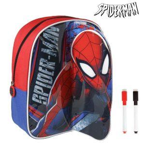 Mochila Infantil para Desenhar Spiderman 4829 | Produto Licenciado!
