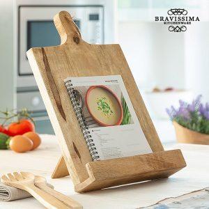 Suporte Para Livro de Receitas Bravissima Kitchen!