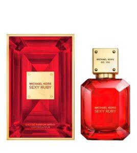 Perfume Mujer Sexy Ruby Michael Kors EDP 30 ml