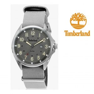 Relógio Timberland® Raynham | 2 Braceletes Cinza e Verde | 5ATM