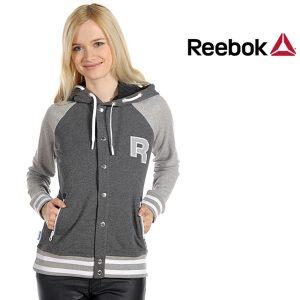 Reebok® Gray Var Coat