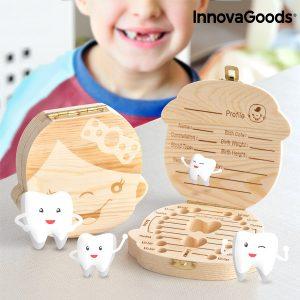 Caixa de Recordações para Bebé Gadget Kids