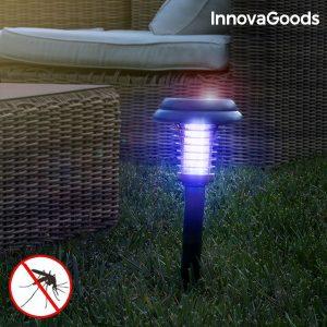 Lâmpada Solar Anti-Mosquitos SL-700 InnovaGoods