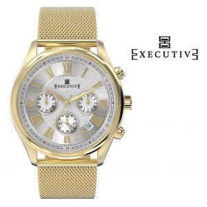 Relógio Executive® Blazer Mesh EX-1005-24