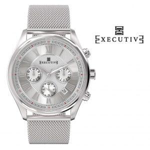 Relógio Executive® Blazer Mesh EX-1005-22