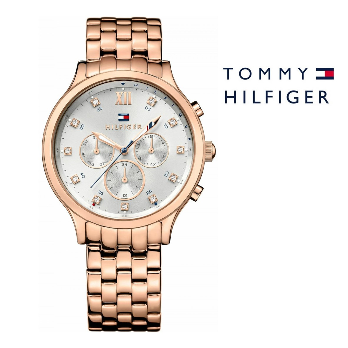 0a03597f745 Relógio Tommy Hilfiger® 1781611 - You Like It