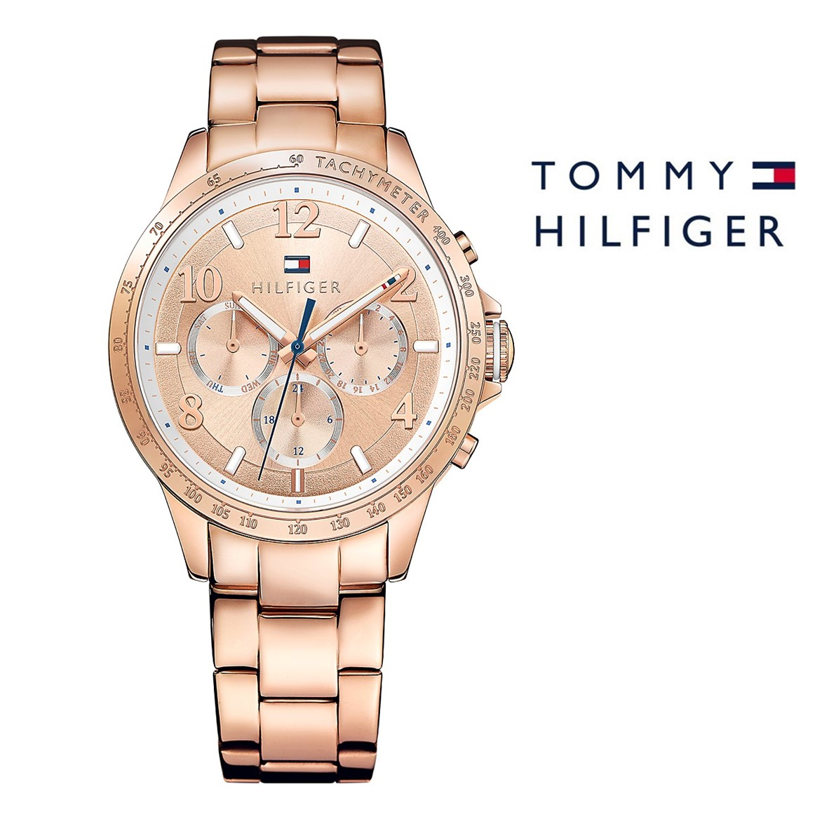 0972872c5f5 Relógio Tommy Hilfiger® 1781642 - You Like It