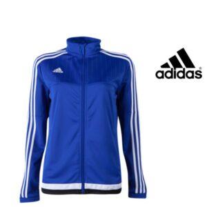 Adidas® Casaco De Treino Azul | Tecnologia Climacool®
