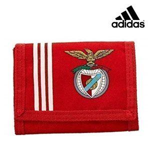 Adidas® Carteira SL Benfica Vermelho