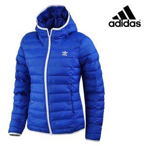 Adidas® Casaco Originals Slim Pad Azul
