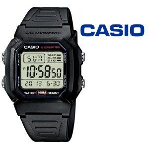 Relógio Casio® W-800H-1A