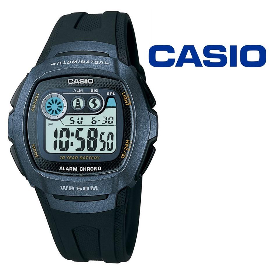 Reloj Casio® W 210 1BVES