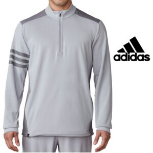 Adidas® Gray Competition Sweater