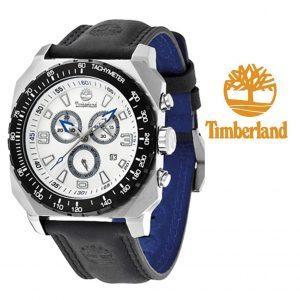 Relógio Timberland® Stratham Black / White | 10ATM