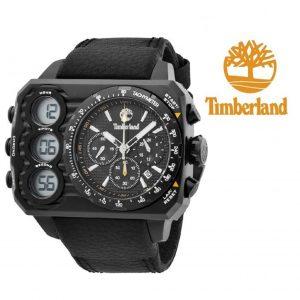 Relógio Timberland® HT3 Chronograph Digital | Analógico Black | 5ATM