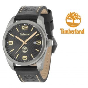 Relógio Timberland® Jaffrey Black | 5ATM