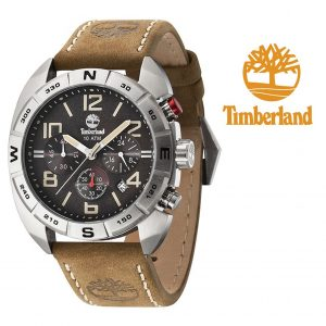 Relógio Timberland® Oakwell Brown | 10ATM