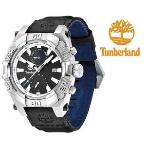 Relógio Timberland® Hookset Black | 3ATM