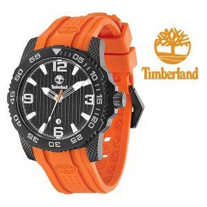 Relógio Timberland® Sandown Orange | 10ATM