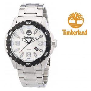 Relógio Timberland® Gilford Silver | 5ATM