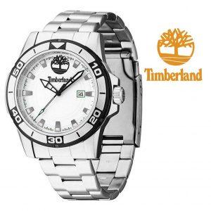 Relógio Timberland® Rollins Silver | 10ATM
