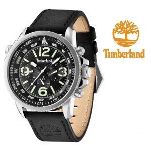 Relógio Timberland® Campton Black | 10ATM