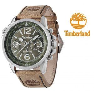 Relógio Timberland® Campton Green | 10ATM